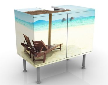 Mobile per lavabo design Beach of Dreams