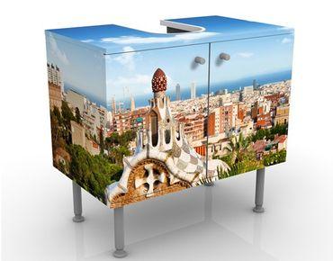 Mobile per lavabo design Barcelona