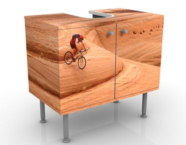 Mobile per lavabo design Canyon Down Hill