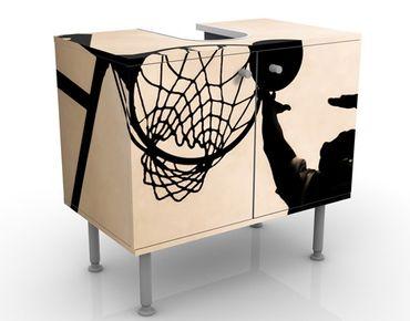 Mobile per lavabo design Basketball