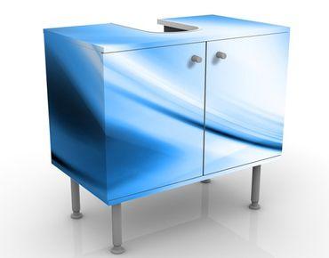 Mobile per lavabo design Deep Blue Heaven