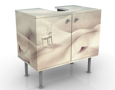 Mobile per lavabo design Landscape Of Nudes