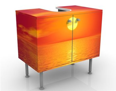 Mobile per lavabo design Beautiful Sunset
