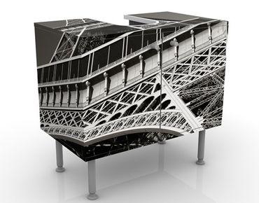 Mobile per lavabo design Eiffel Tower