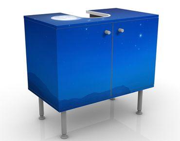 Mobile per lavabo design Full Moon Wish