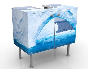 Mobile per lavabo design Antarctic Iceberg