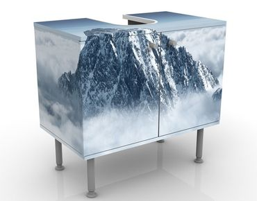 Mobile per lavabo design The Alps Above The Clouds