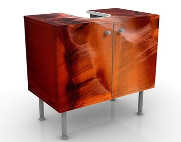 Mobile per lavabo design Antelope Canyon