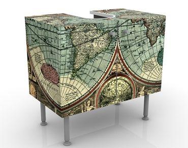 Mobile per lavabo design The Old World
