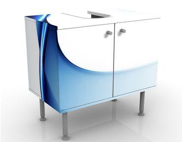 Mobile per lavabo design Blue Conversion