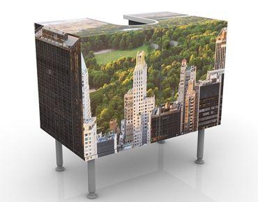 Mobile per lavabo design View Over The Central Park