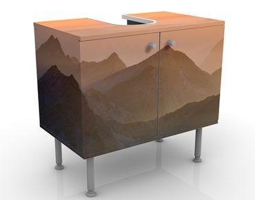 Mobile per lavabo design View Of The Zugspitze