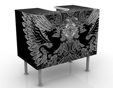 Mobile per lavabo design Wings Of Dragons