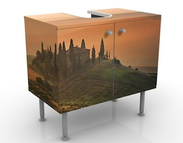 Mobile per lavabo design Dreams of Tuscany