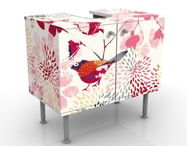 Mobile per lavabo design Fancy Birds