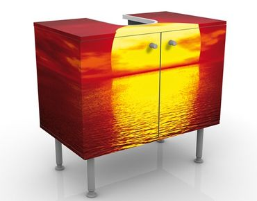 Mobile per lavabo design Fantastic Sunset