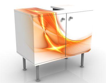Mobile per lavabo design Ring Of Fire