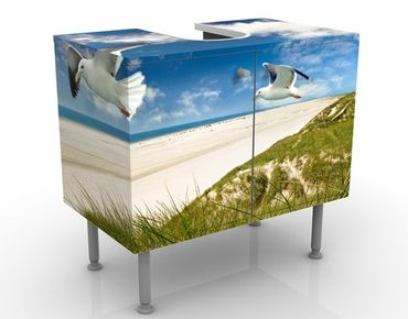 Mobile per lavabo design Dune Breeze