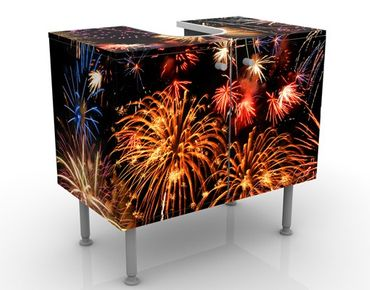 Mobile per lavabo design Fireworks