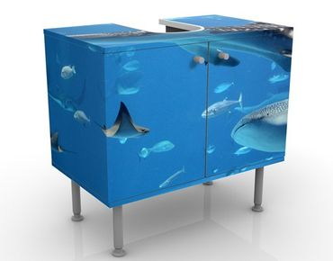 Mobile per lavabo design Fish In The Sea