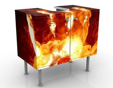 Mobile per lavabo design Flaming Identity