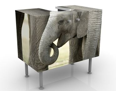 Mobile per lavabo design Elephants In Love