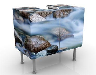 Mobile per lavabo design River In Canada