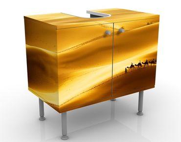 Mobile per lavabo design Golden Dunes