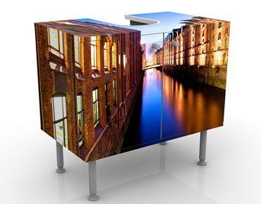 Mobile per lavabo design Hamburg Speicherstadt