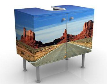 Mobile per lavabo design Colorado Plateau