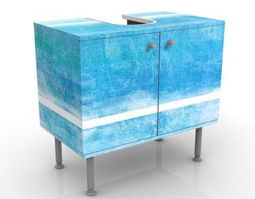 Mobile per lavabo design Colour Harmony Blue