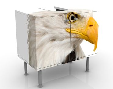 Mobile per lavabo design Eye Of The Eagle