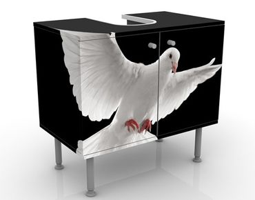 Mobile per lavabo design Dove Of Peace