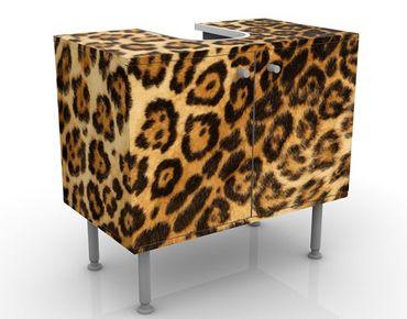 Mobile per lavabo design Jaguar Skin