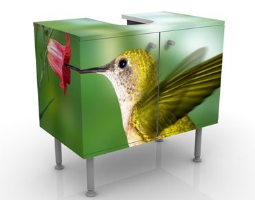 Mobile per lavabo design Hummingbird And Blossom