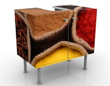 Mobile per lavabo design Colourful Spices
