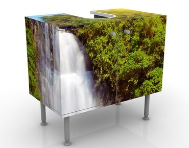 Mobile per lavabo design Waterfall Romance