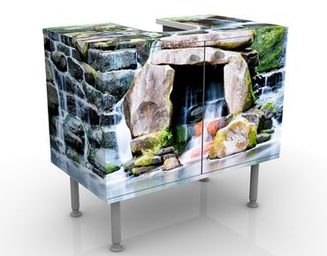 Mobile per lavabo design Waterfall