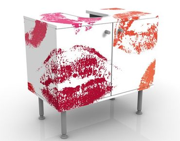 Mobile per lavabo design Kisses