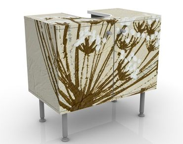 Mobile per lavabo design Wildflower