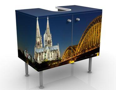 Mobile per lavabo design Cologne At Night