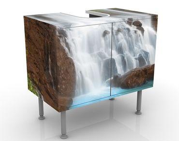 Mobile sottolavabo - Cascate - Mobile bagno