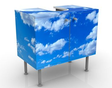 Mobile per lavabo design Clouded Sky