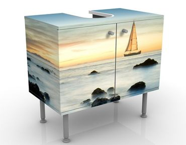 Mobile per lavabo design Sailors At The Ocean