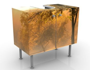 Mobile per lavabo design Autumn Morning