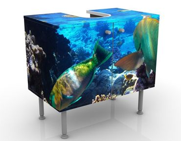 Mobile per lavabo design Underwater Dreams