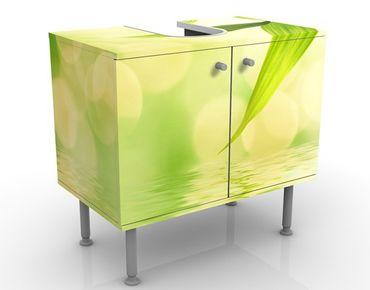 Mobile per lavabo design Green Ambiance I