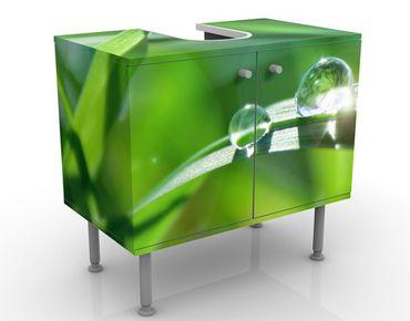 Mobile per lavabo design Green Ambiance II