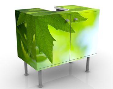 Mobile per lavabo design Green Ambiance III