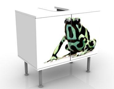 Mobile per lavabo design Zebra Frog